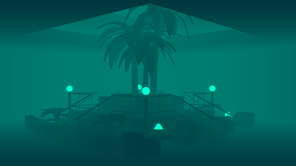 Carl Burton in 2020 Interactive art installation