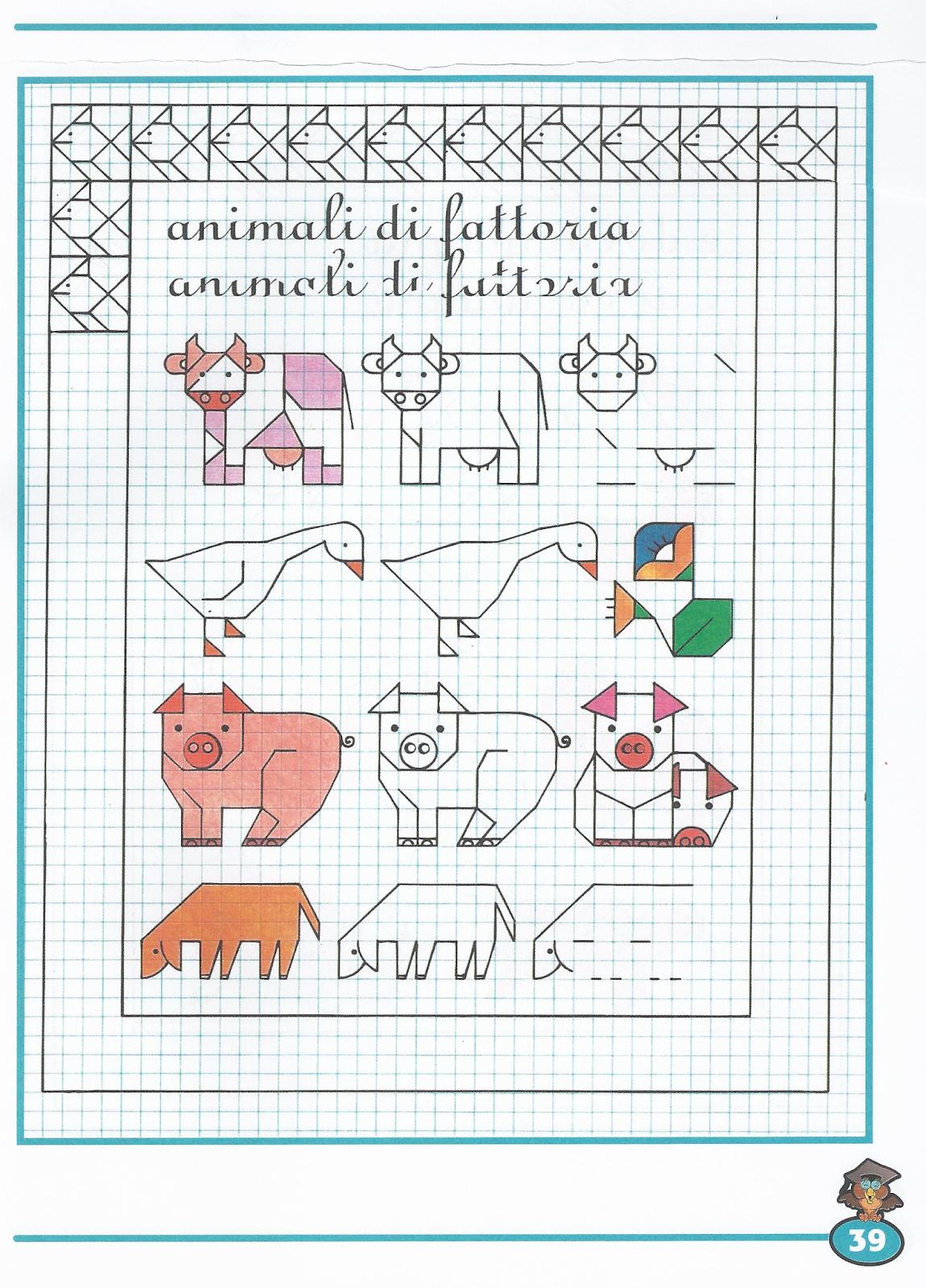 Pin de rossella bertolucci en quadretti disegnare for Disegnare progetti