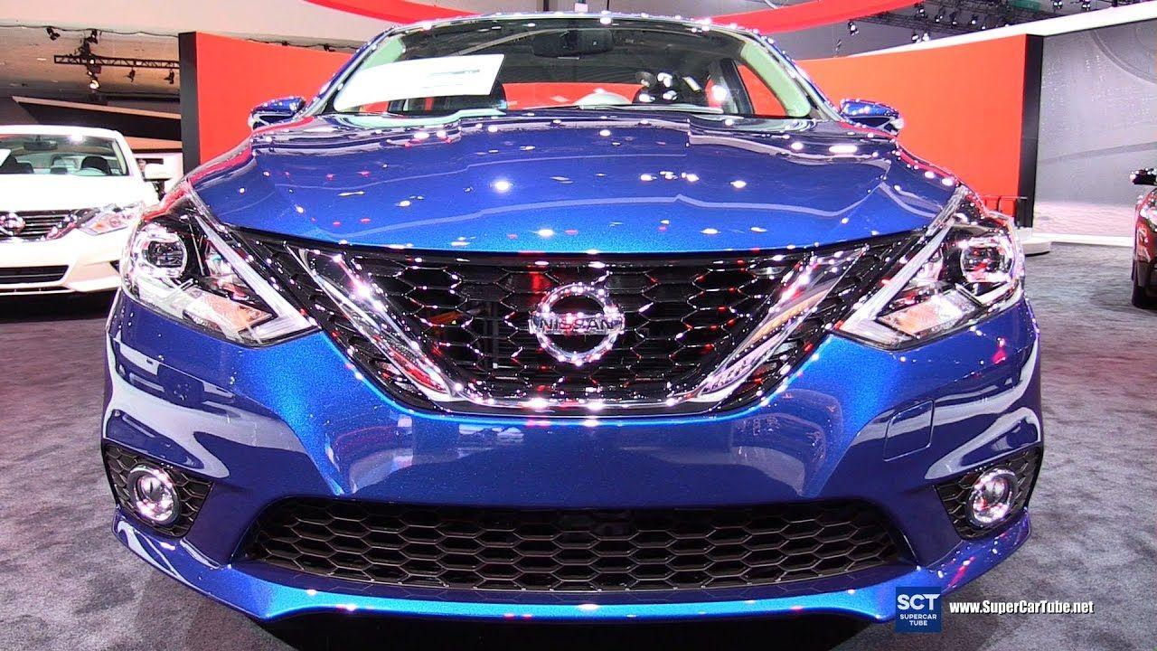 2017 Nissan Sentra 1 6 Turbo Sr Exterior And Interior Walkaround 201 Nissan Sentra Nissan Europe Car
