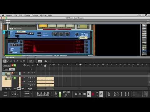 How To Make Digital Drums   Samples Sound Like Vinyl [Sound Design