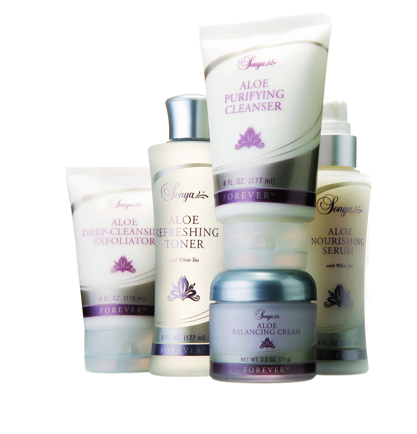 Our Products | Forever Living Sonya's skin care producet