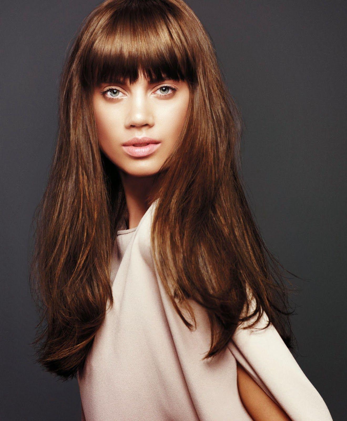 Hazelnoot Bruin Haar Kapselshaarkleur Aveda Hair Hair Dye