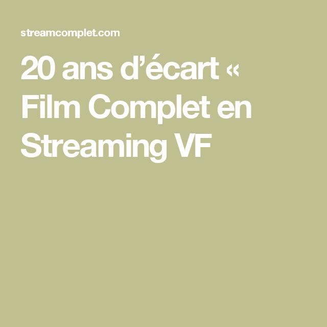 20 Ans D Ecart Film Complet En Streaming Vf Films Complets Film Film Francais
