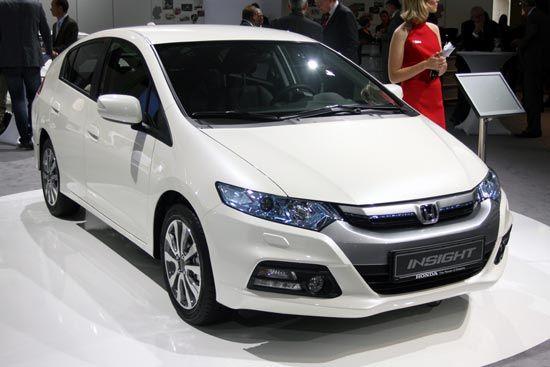 Honda Atlas Will Bring Hybrid Car Insight In Pakistan Market