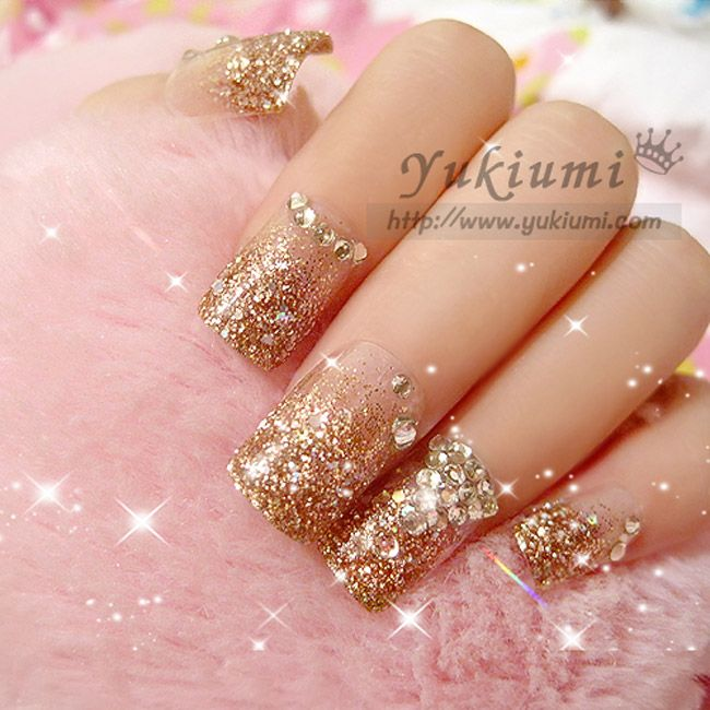New Japanese nails are in stock!!! still the same 40% OFF Summer ...