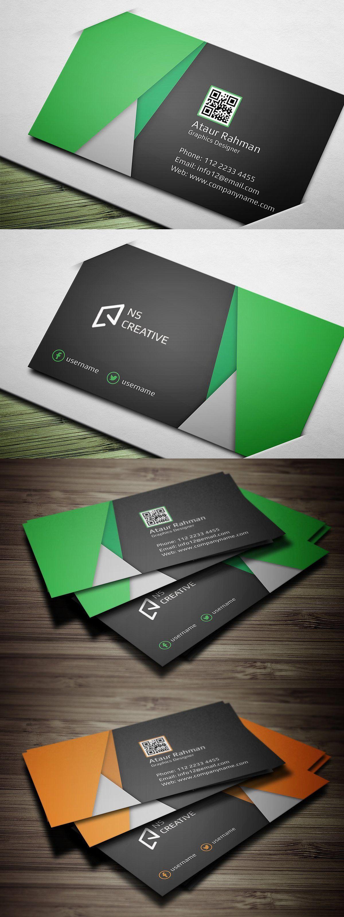 Creative Business Card Business Cards Creative Business Cards Elegant Business Cards
