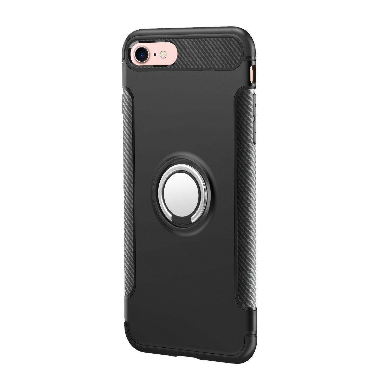 Apple iphone 7 8 case sidardoe soft silicone cover case