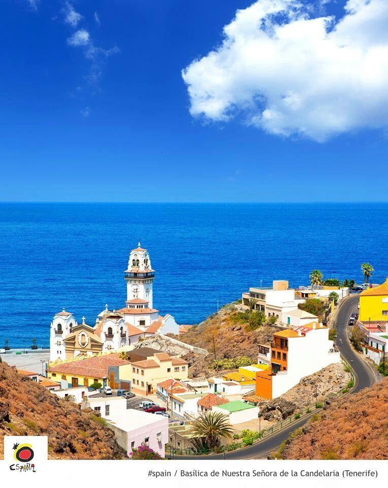 Basilica De Nuestra Senora De La Candelaria Tenerife Islas