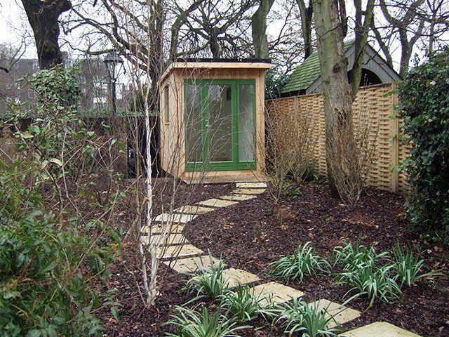 Garden Writing Studio, Kensington