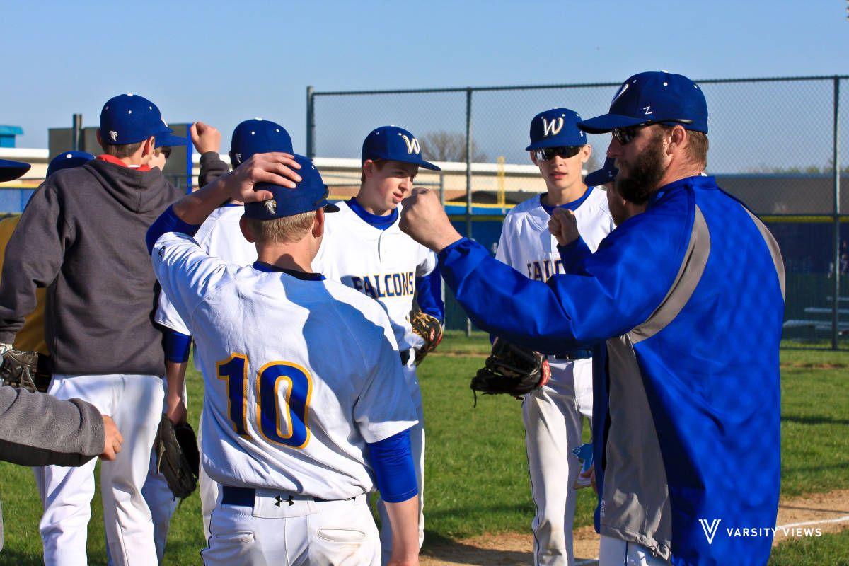 Boys Freshman A Baseball Wheaton North Vs Metea Valley Wheaton Boys Freshman