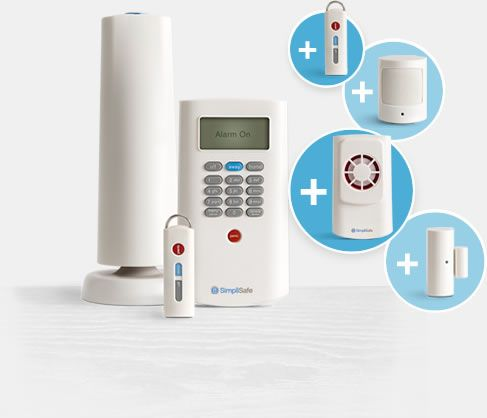 Simplisafe Official Site Get The Wireless Home Security System That Let S You Take Control Of Home Security Tips Alarm Systems For Home Wireless Home Security