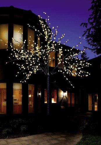 led baum lichterbaum beleuchtet wei lichterzweig. Black Bedroom Furniture Sets. Home Design Ideas