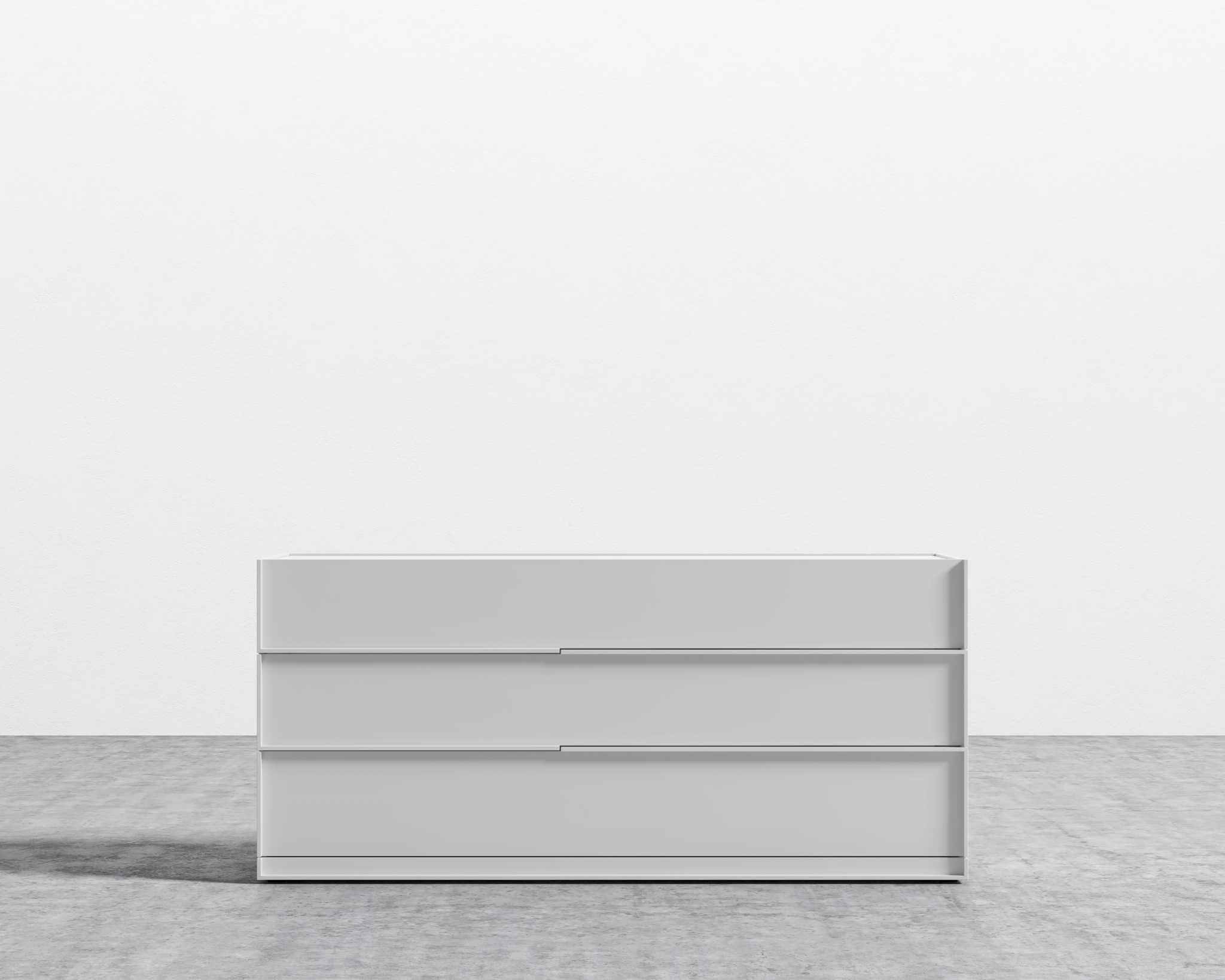 Hunter Wide Dresser Wide Dresser Rove Concepts High Gloss White Lacquer [ 1638 x 2048 Pixel ]
