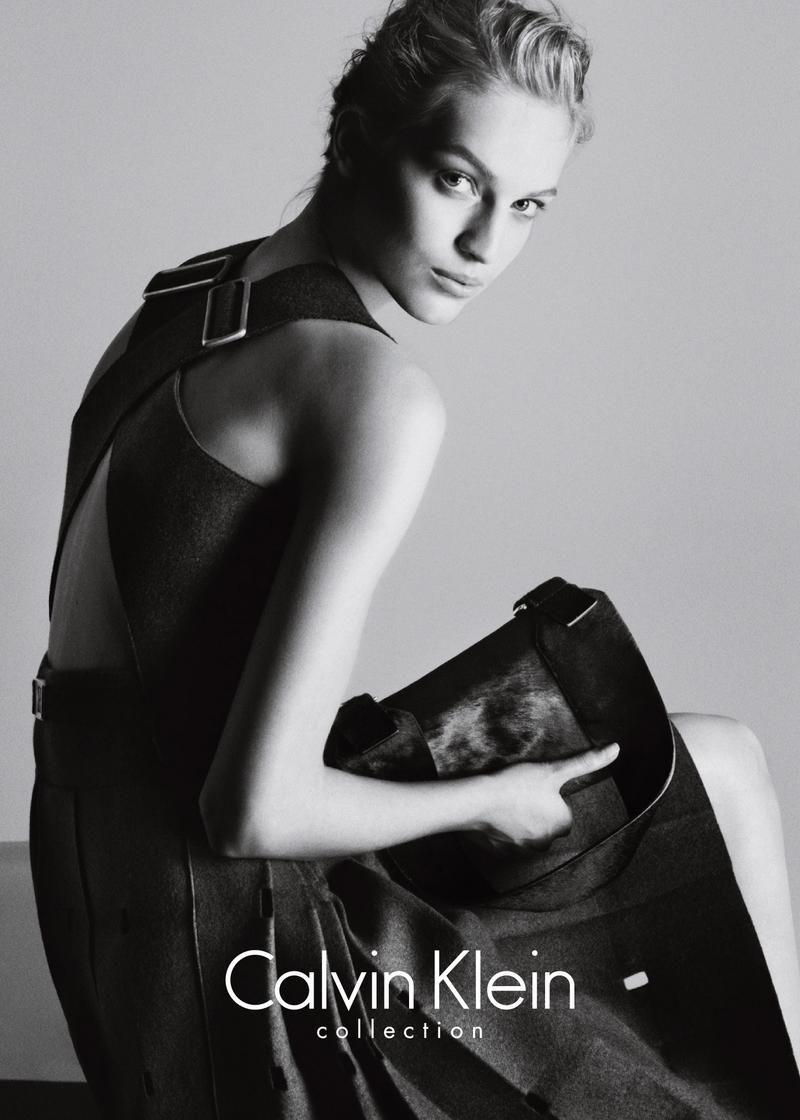 Calvin Klein - Calvin Klein Collection F/W 13