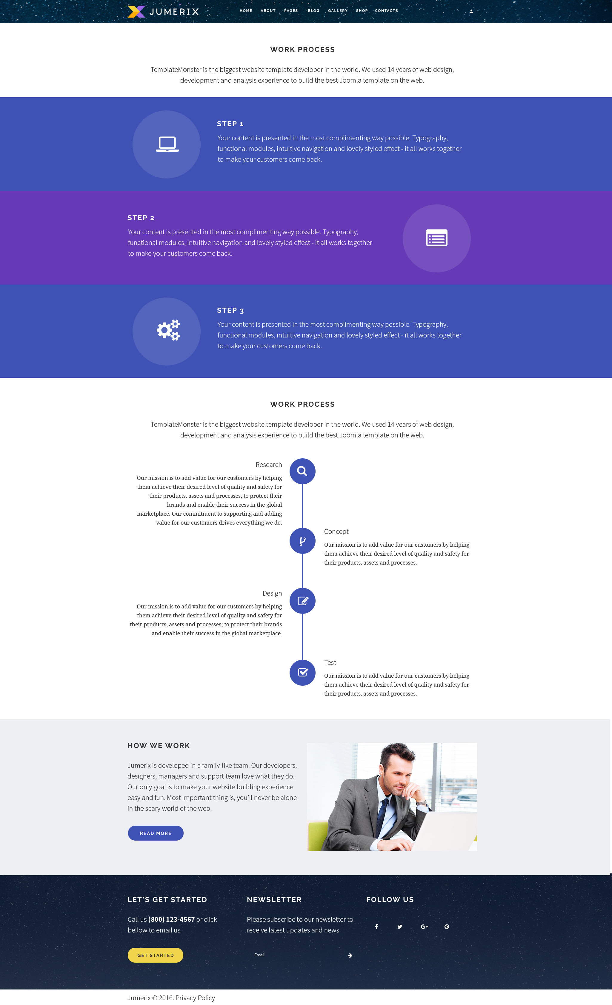 Ziemlich Joomla New Template Fotos - Entry Level Resume Vorlagen ...