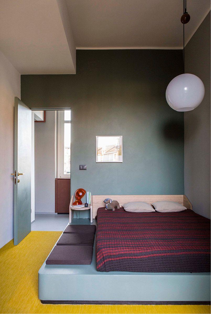Sceg promenade bedroom dise o de interiores moderno for Casa moderna torino