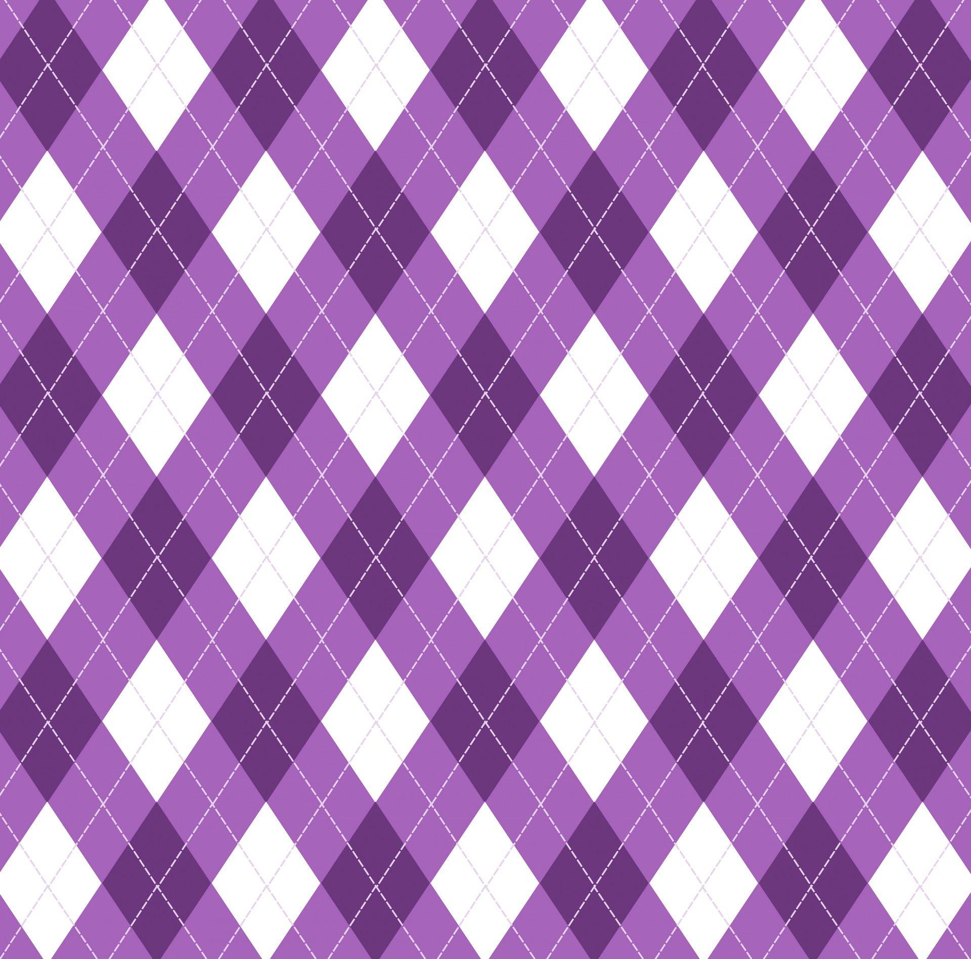 Argyle Pattern Background Purple Background Patterns Pattern Retro Painting
