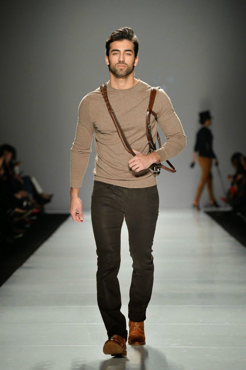 Male Fashion Trends: Triarchy Autumn-Winter 2014