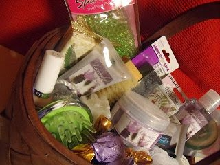 My Fab Fit Forties: New Year & All New You Giveaway Hop - Spa Day Beauty Basket - $35 US - Ends 1/20