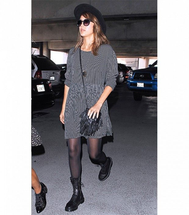 New Ways To Wear Your Tights Right Now | How to wear ...