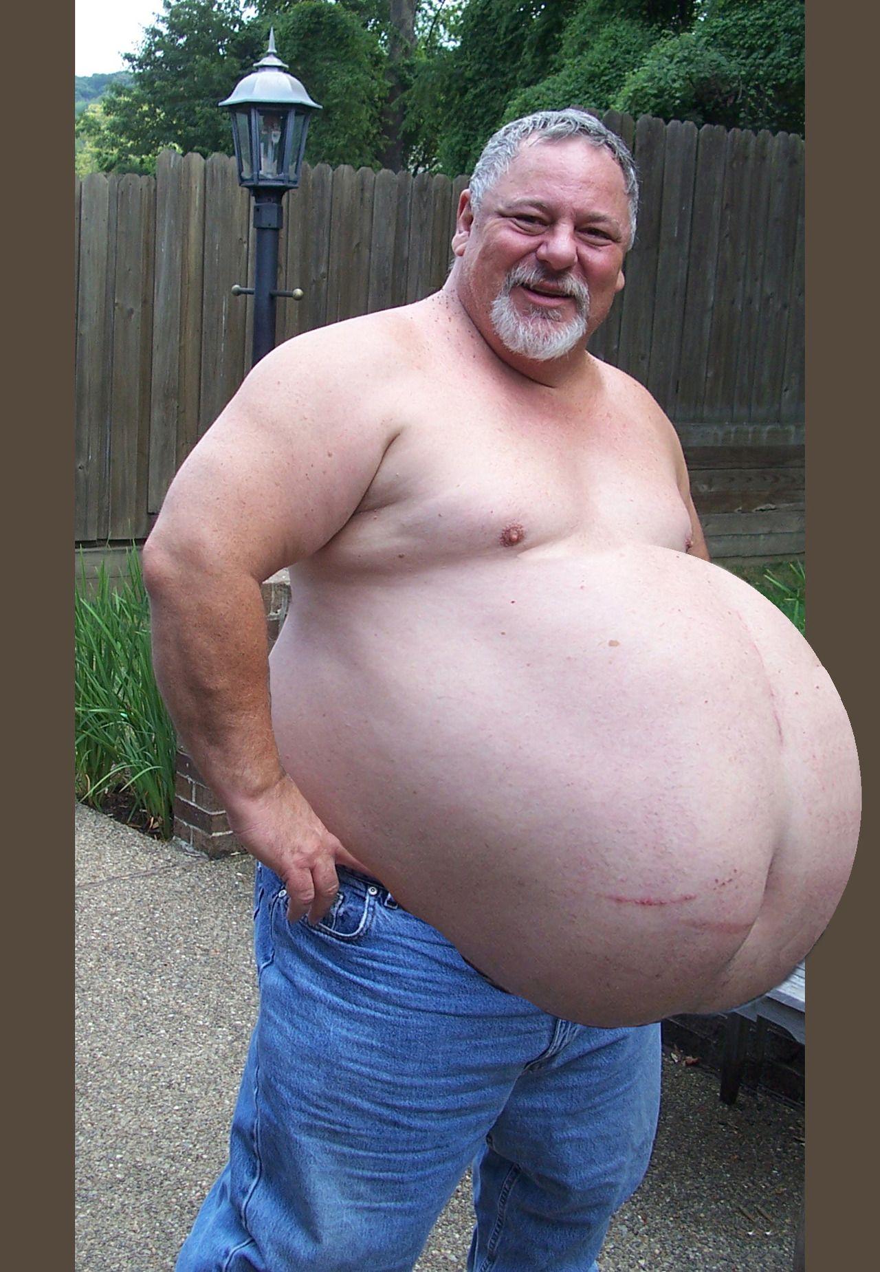 worshipfatdaddies | Big belly, How to make, Belly