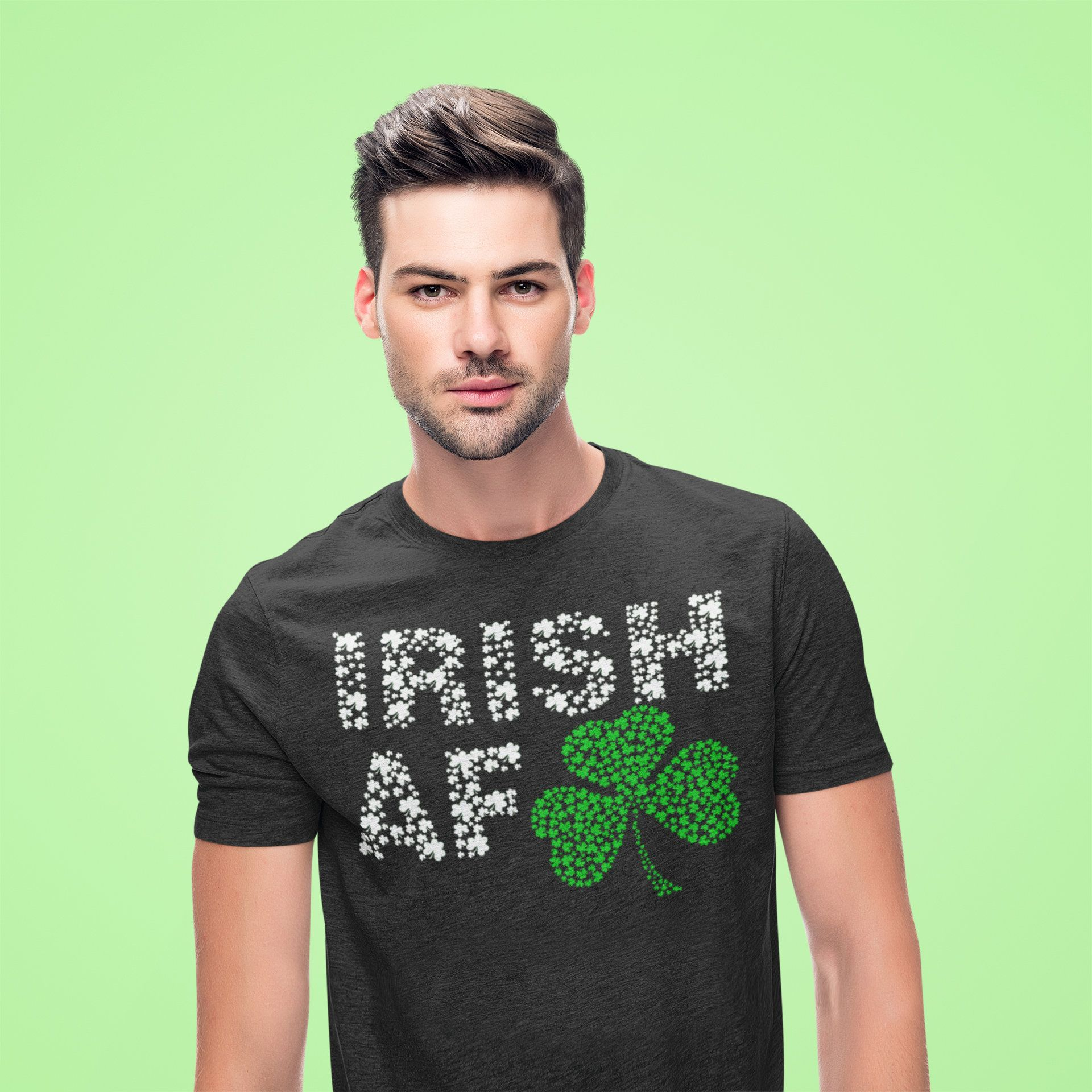 Kids Personalized Irish Shirt Family Name Custom Shirt St Patrick/'s Day T Shirt Ireland Shirt Boy/'s Girl/'s Irish Celtic Tee