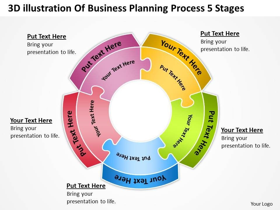 From SlideTeam Customizable Business Workflow Diagram