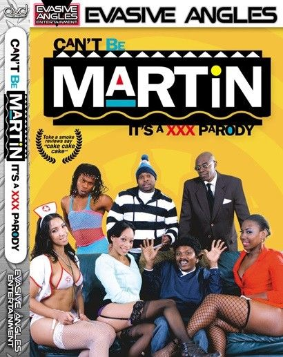 Watch can be martin it a parody