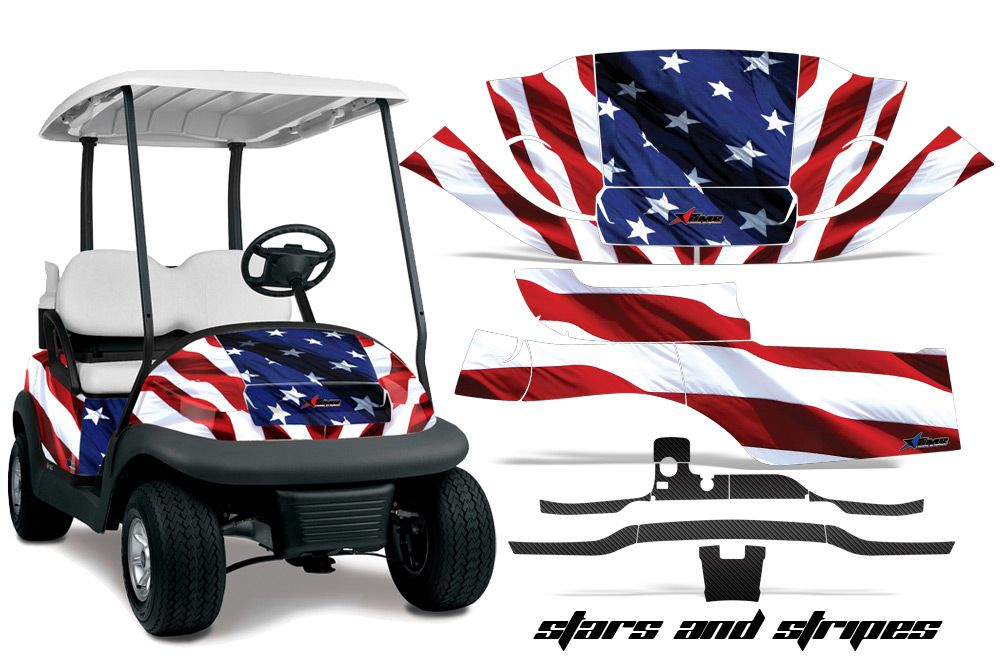 golf cart wraps and graphics | Details about Club Car