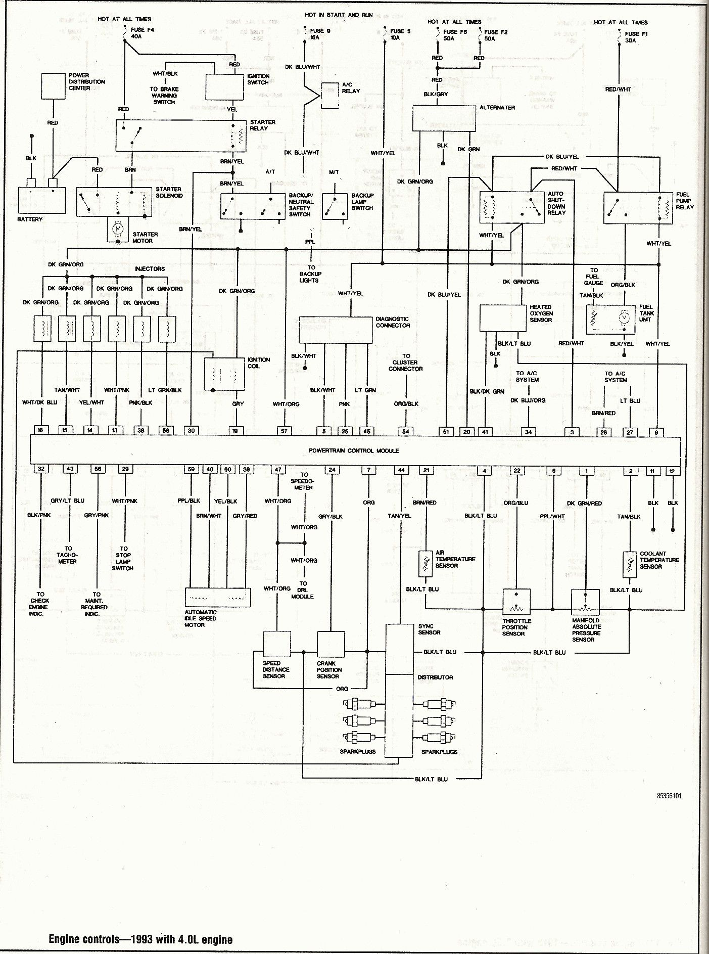 [DIAGRAM] 2002 Pt Cruiser Pin 85 Wiring Diagram FULL