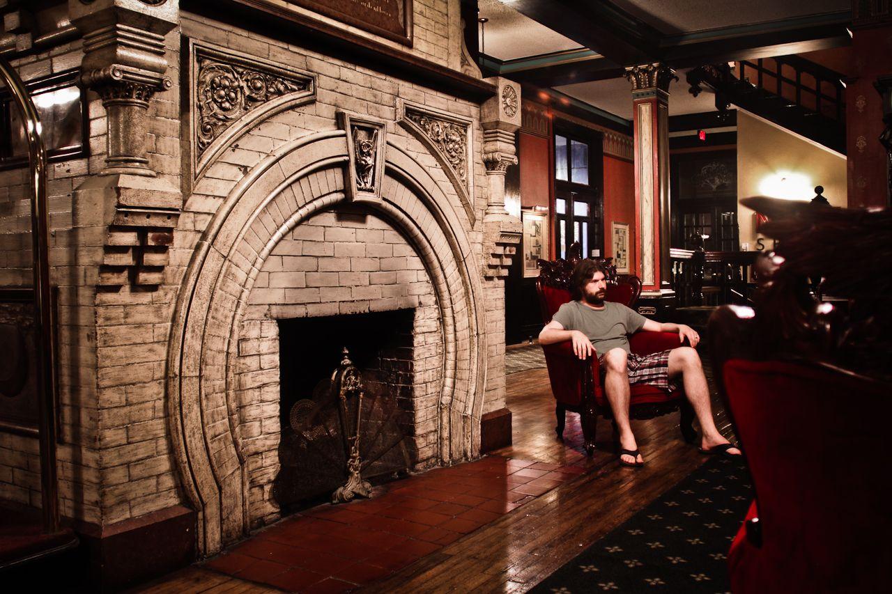 17 Inside The Crescent Hotel Haunted Hotel Crescent Hotel Eureka Springs