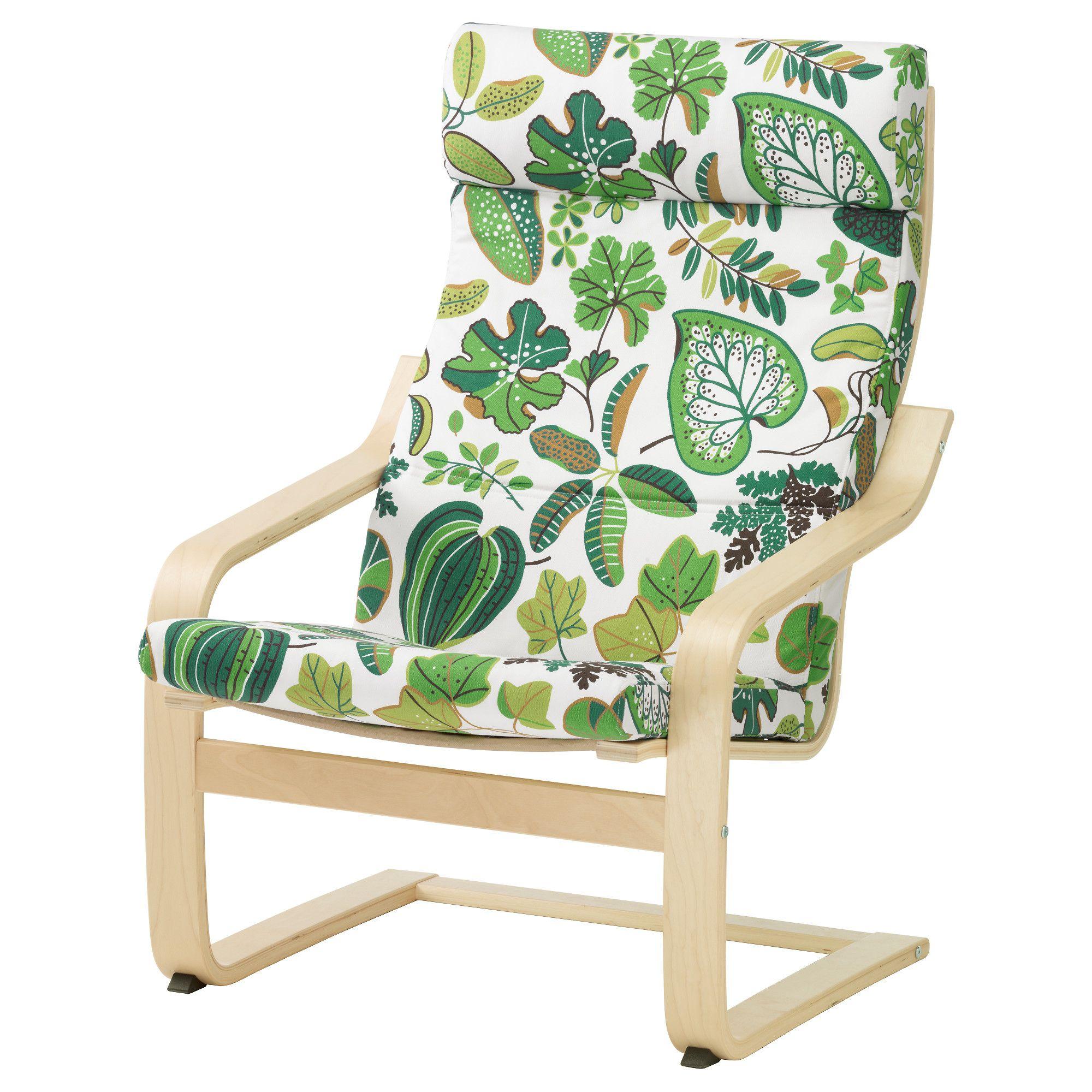 ikea poang chair covers uk director big w poÄng cushion simmarp green next for wish