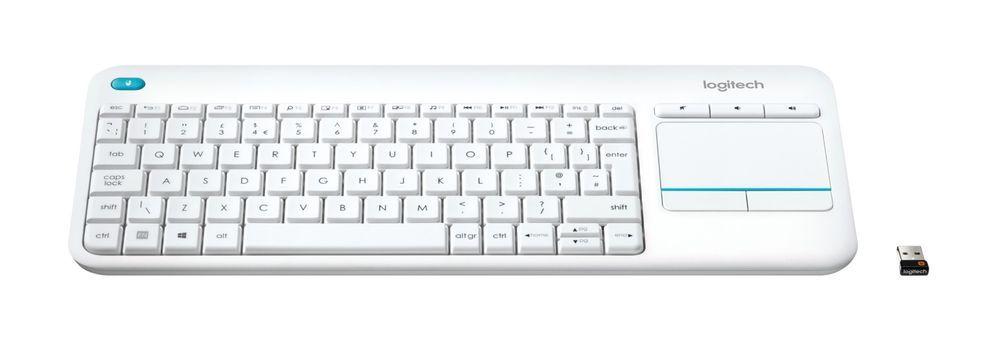 Logitech K400 Plus RF Wireless White (eBay Link) | Keyboards