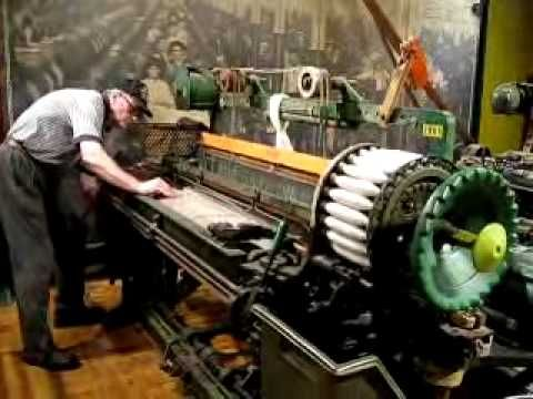 power loom faisalabad - YouTube   Textile Mills & Museums