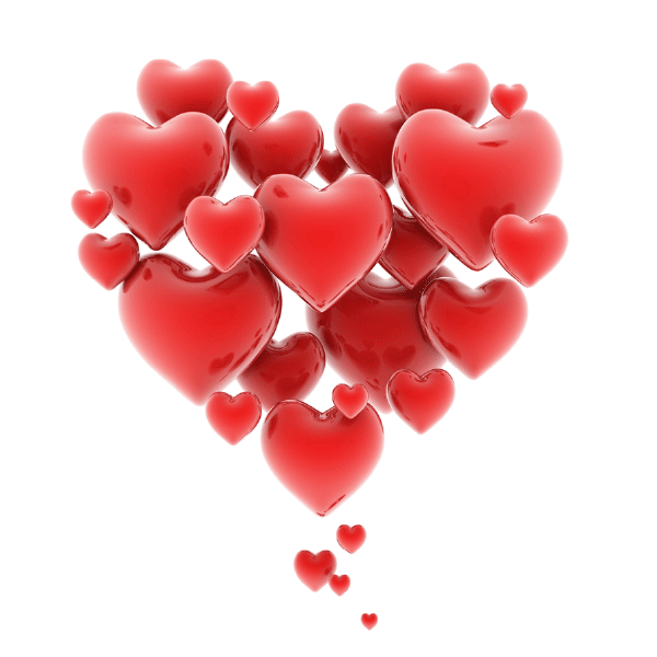 Floating Hearts Love Heart Images Heart Wallpaper Heart Images