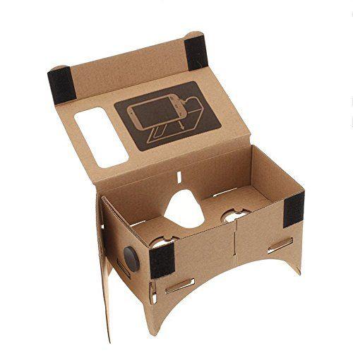 VR 3D Glasses SODIALR DIY Google Cardboard Virtual Reality