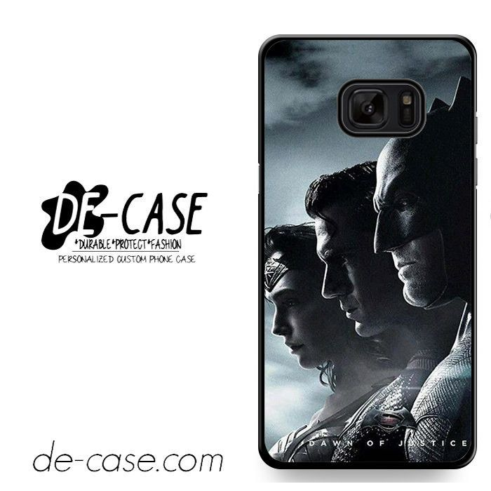 Batman V Superman Poster DEAL-1563 Samsung Phonecase Cover For Samsung Galaxy Note 7