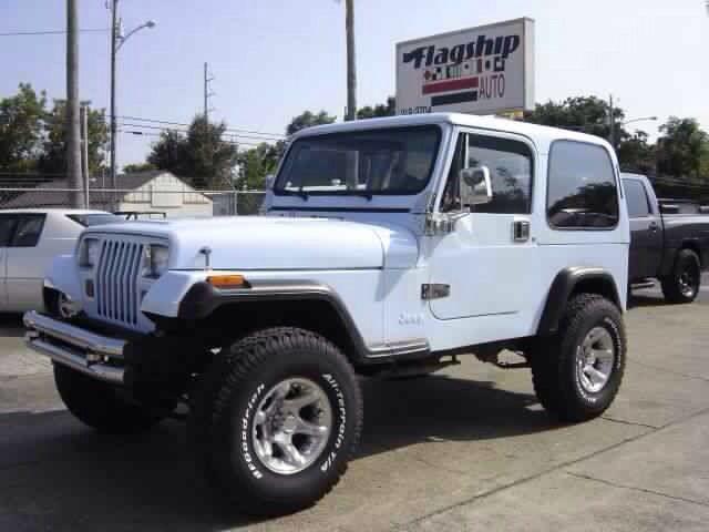 Oh Yeah 1995 Jeep Wrangler S 2 Door Hard Top Baby Blue Jeep Wrangler Jeep Yj Jeep Hard Top