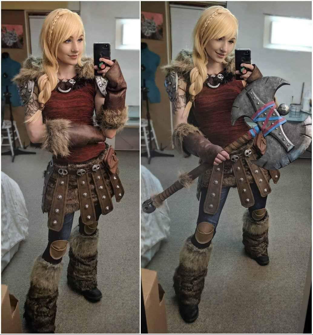 Astrid LuxloCosplay Cosplay woman, Astrid cosplay