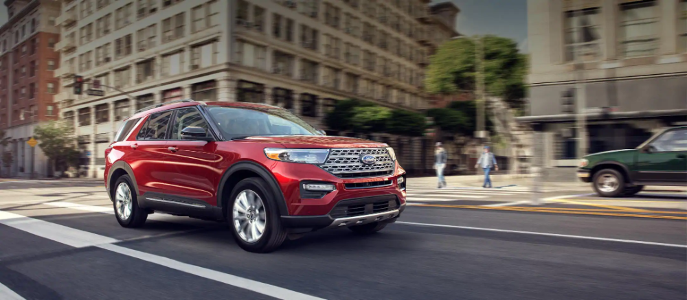 2020 Ford Explorer Suv New And Improved Best Selling Suv Ford Com Ford Explorer 2020 Ford Explorer Ford Expedition