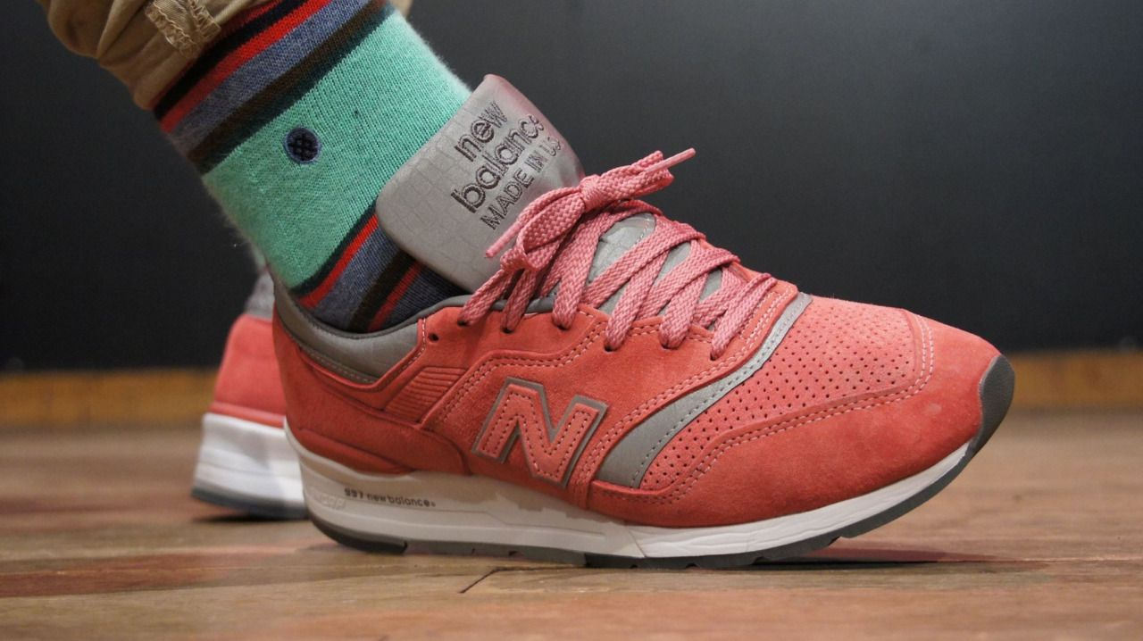 new balance 997 rose replica