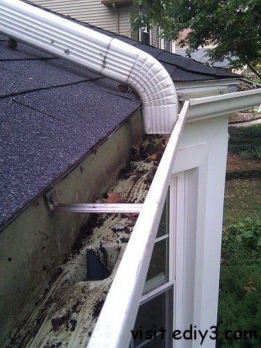 How To Repair A Roof If Fascia And Eaves Are Damaged Diy Home Repair Roof Repair Foundation Repair