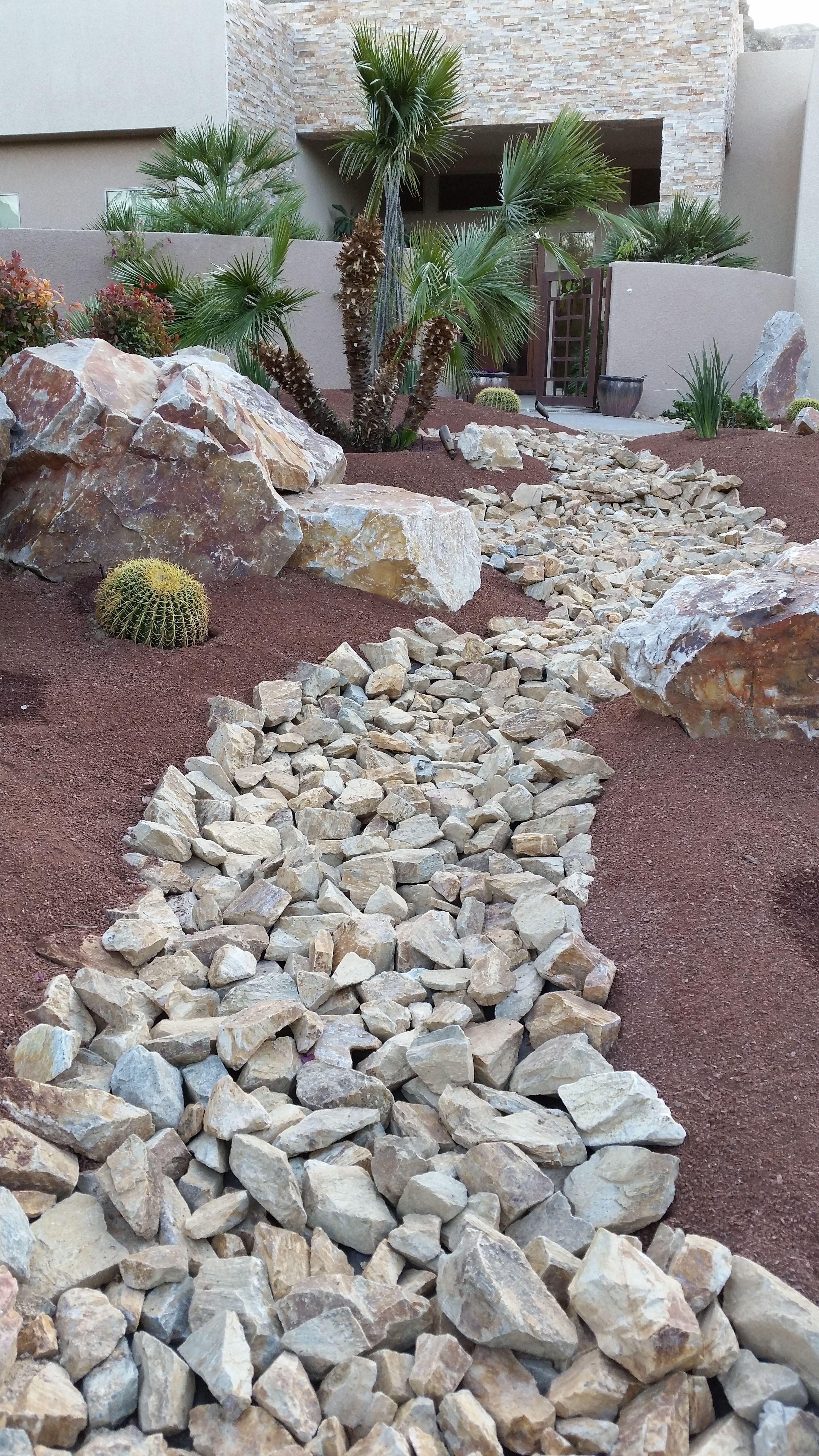 unbelievable dry creek bed landscaping ideas. dry creek bed  Landscaping ideas Pinterest Dry