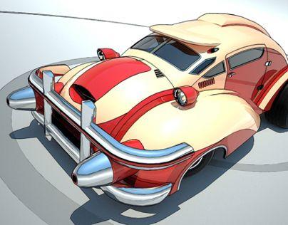 "Consulta este proyecto @Behance: ""Automobile Design"" https://www.behance.net/gallery/6785261/Automobile-Design"