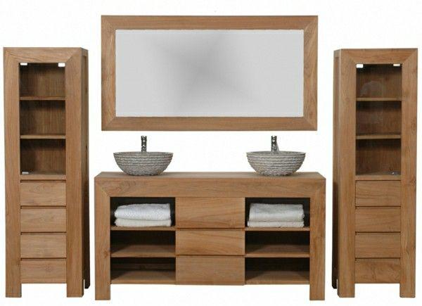 Bathroom Cabinet Design Wooden Washbasin Cabinet