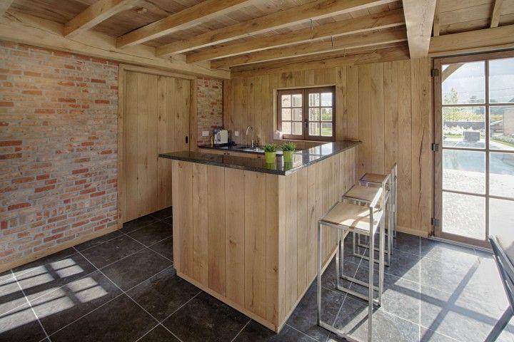 Poolhouse met open haard google zoeken shed pool house en 2019 - Baraque de jardin ...