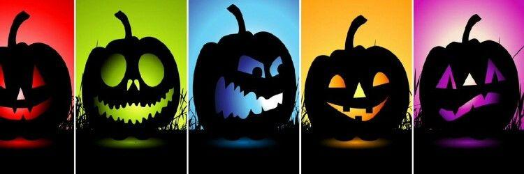 Awww Cute Little Pumpkins Be Good Now Halloween Facebook Cover Halloween Cover Photo Facebook Halloween Cover Photos