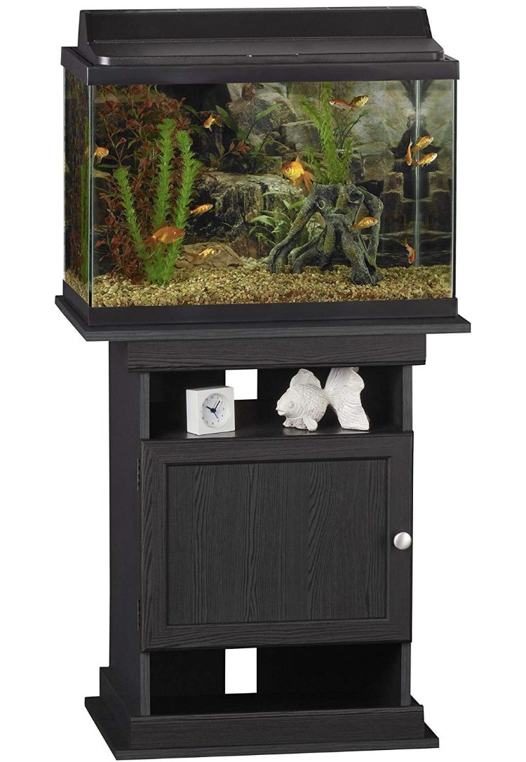 Fish Tank Stand Has The Ability To Switch Between A 10 Gallon Stand Or A 20 Gallon Stand Depending On Your Tank Size In 2020 Fish Tank Stand Aquarium Stand Tank Stand