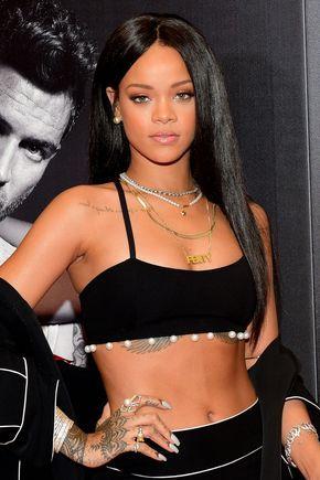 Rihanna's 50 Best Beauty Looks