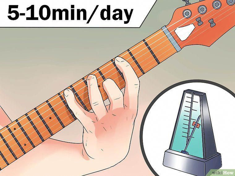 3 ways to be a good guitar player wikihow best guitar
